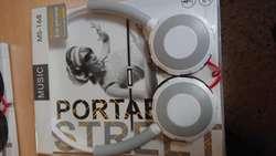 Auriculares deportivos SPORT AN157 STEREO LIGERO BUEN SONIDO