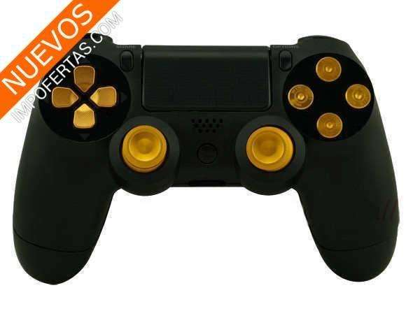 Cruceta en aluminio para control de PS4 color y durabilidad en tu mando