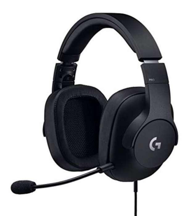 Audífonos Gamer Logitech G Pro (ps4 - Xbox - Pc) Profesional