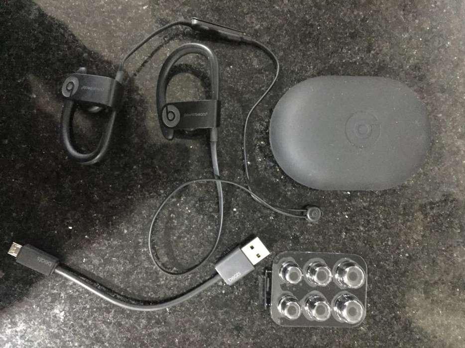 Vendo Audifonos Wireless, Power Beats3