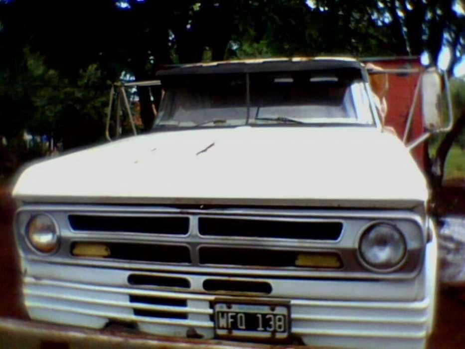 Vendo Dodge600 O Permuto X Auto
