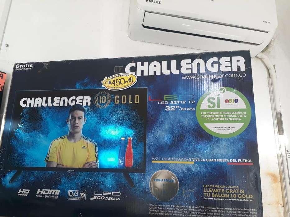 Tv <strong>samsung</strong> Y Tv Challenger de 32 Nuevo