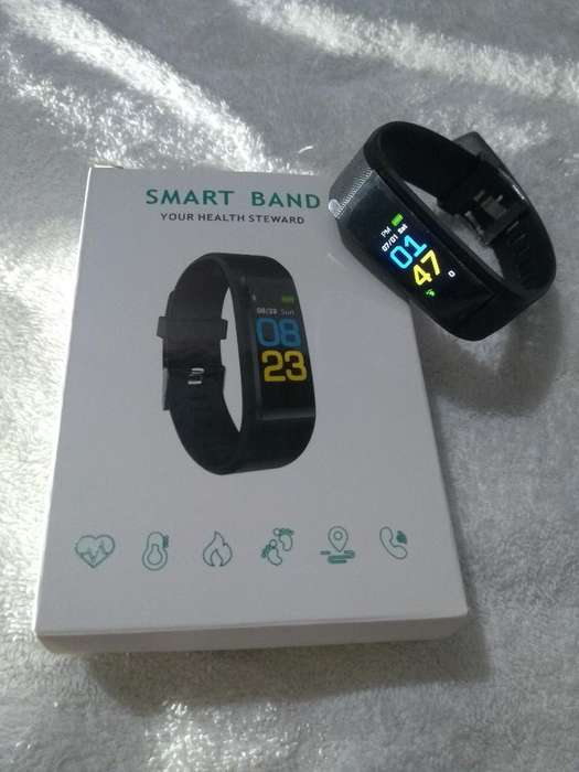 Smart Band 115 Plus Nuevo Táctil