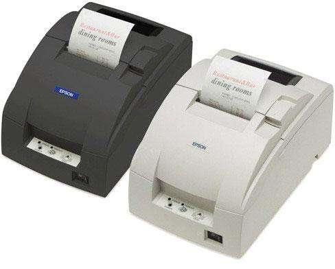 Impresora Epson Tmu220 USB Punto de venta Rollos Tickets tmu 220