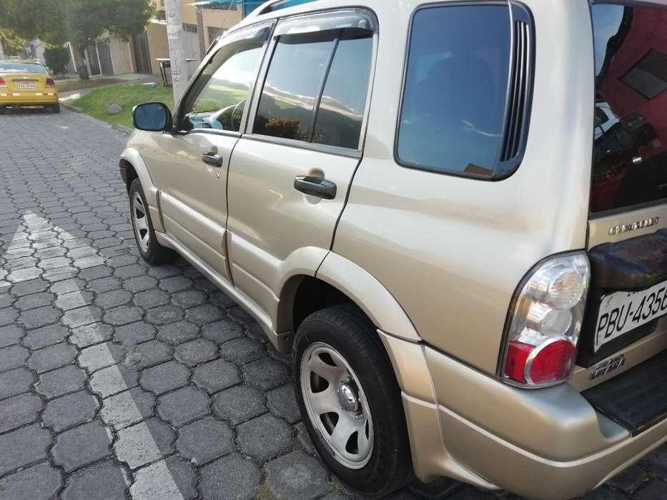 Chevrolet Grand Vitara 2012 - 160 km