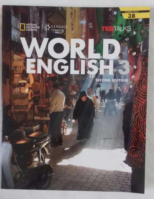 World English 3 Tedtalks 3B Ingles