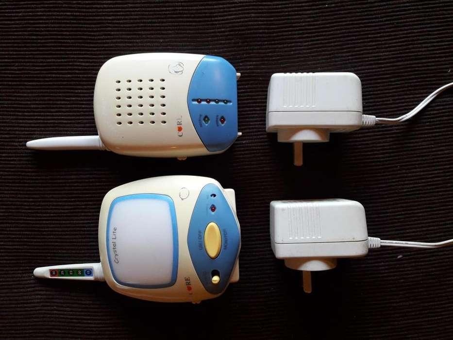 Baby Call con transformadores como nuevo