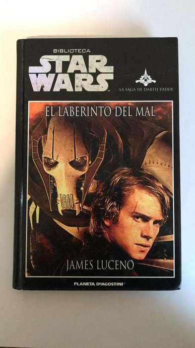 Star Wars El Laberinto Del Mal Libro