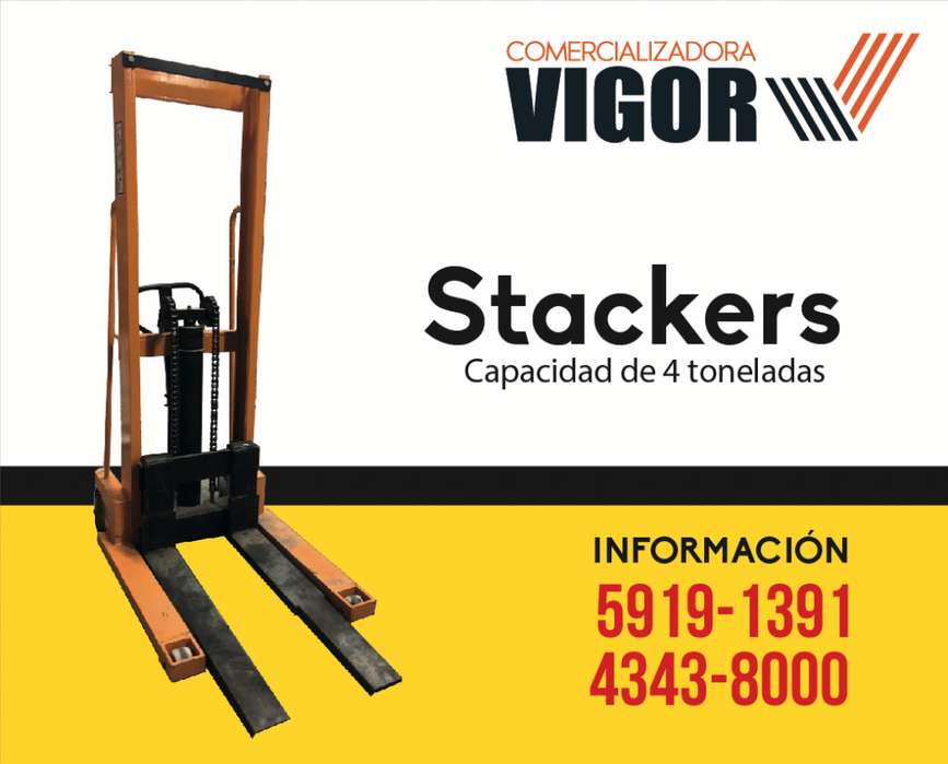 STACKERS Manuales