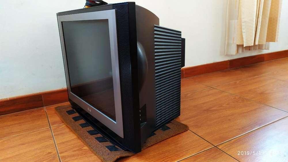 Televisor Lg 21 Pulg .flatron