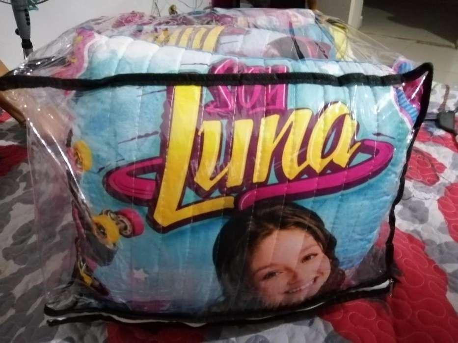 Hermoso Cubrelecho de Soy Luna