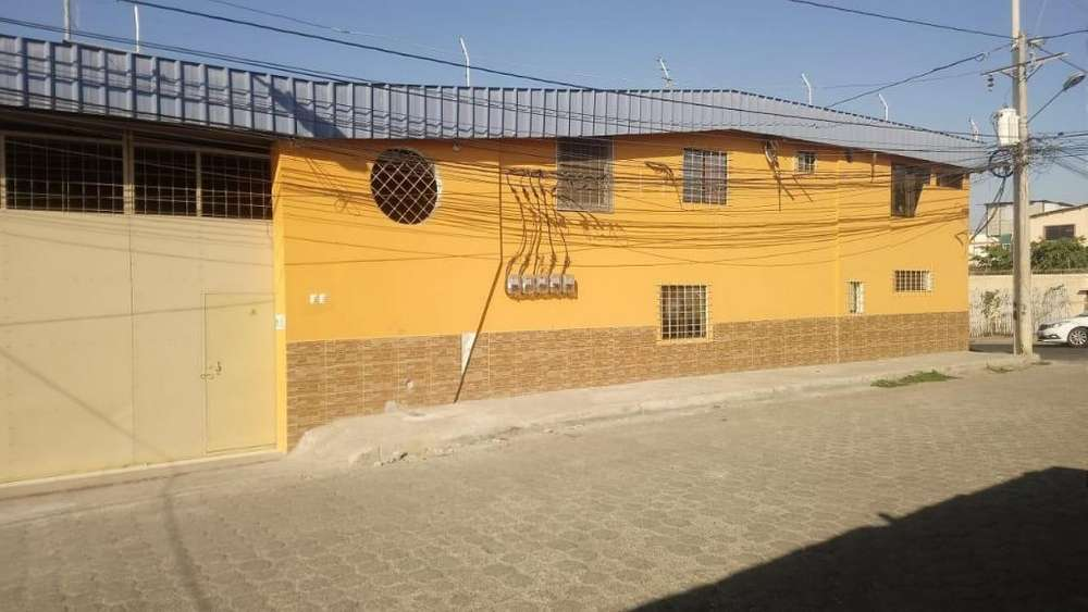 Alquilo dep en San Pedro norte de Manta