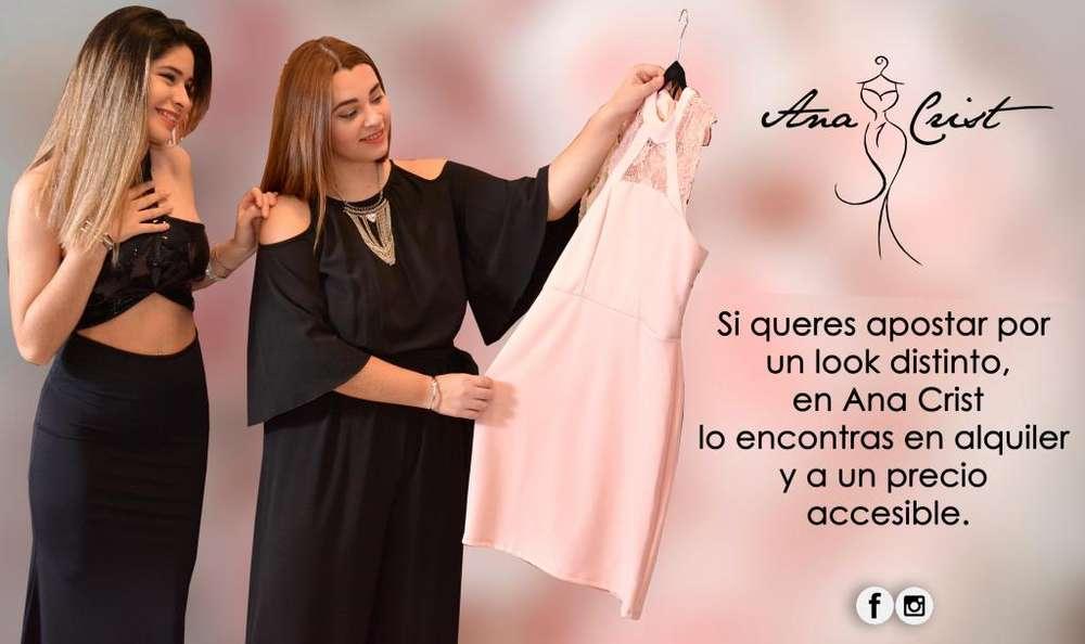 Ana Crist - Alquiler de Vestidos de Fiesta