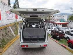 flamante furgoneta suzuki super carry del 2013 de 11 PASAJEROS UNICO DUEÑO FULL