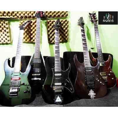 Calibración profesional de guitarra, bajo. Mantenimiento Y Servicios Fender Gibson Ibanez Ernieball