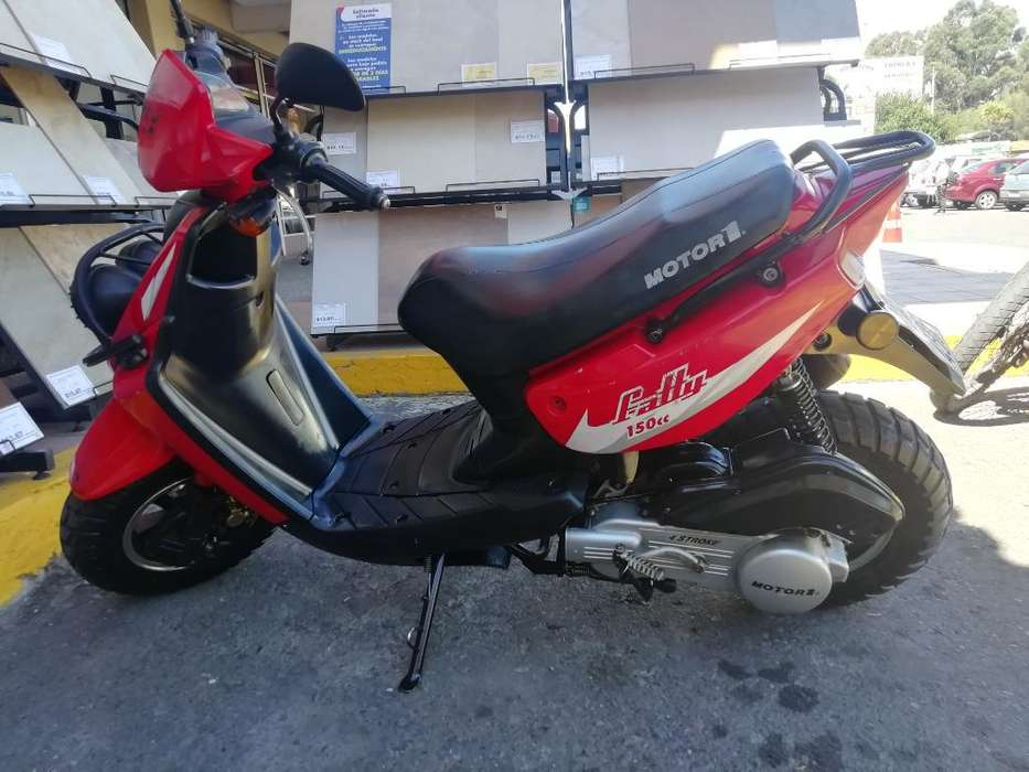 Vendo Fatty 150cc