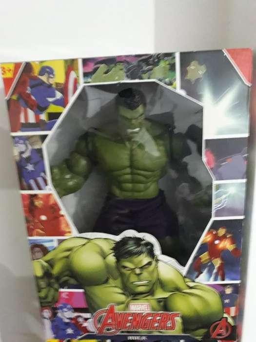 Muñeco Hulk Avengers Gigante
