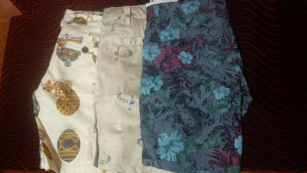 Shorts para Varones