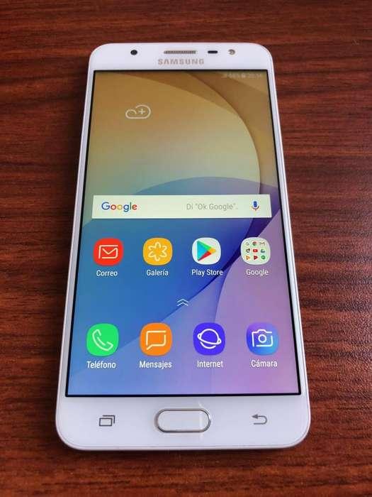 VENDO Samsung J7 Prime 16GB LIBRE IMPECABLE