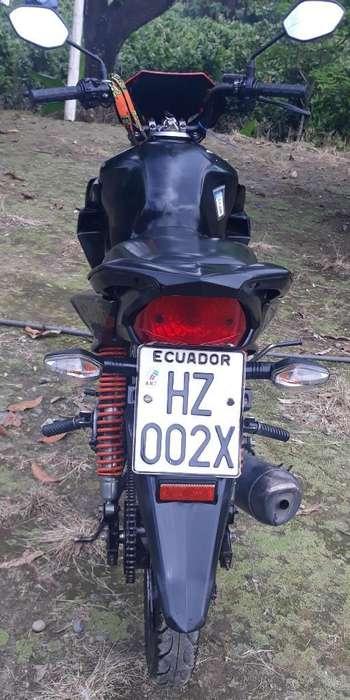 Vendo <strong>honda</strong> Cb110twister Año 2013