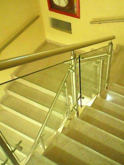 Aluminio arquitectónico Trabajos en aluminio Vidrio templado