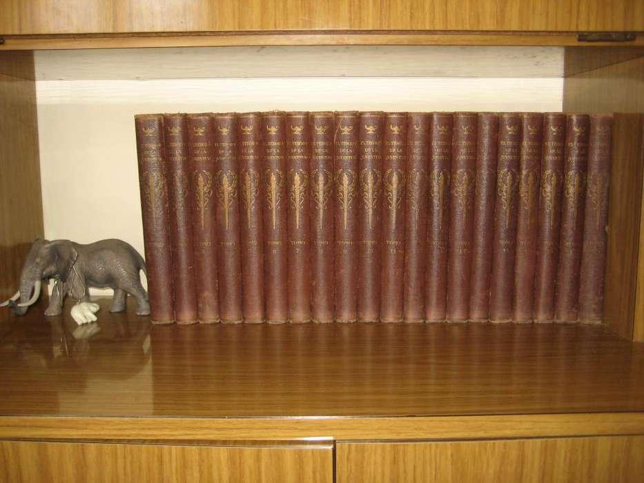 EL TESORO DE LA JUVENTUD (colección completa 1956) - Enciclopedia de conocimientos