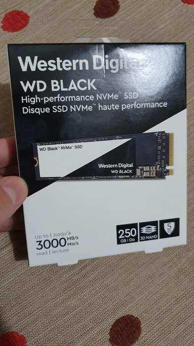 Ssd M.2 Western Digital Black Nvme