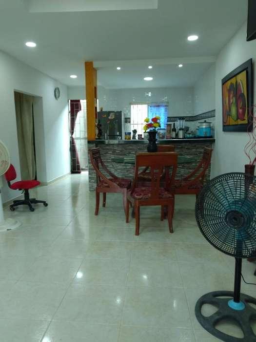 Se Vende Casa en Nueva Esperanza Soledad