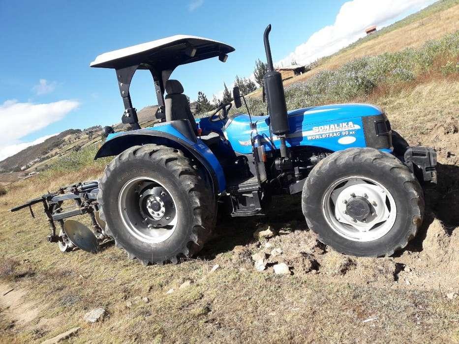 Se Vende X Motivo de Viaje Tractor