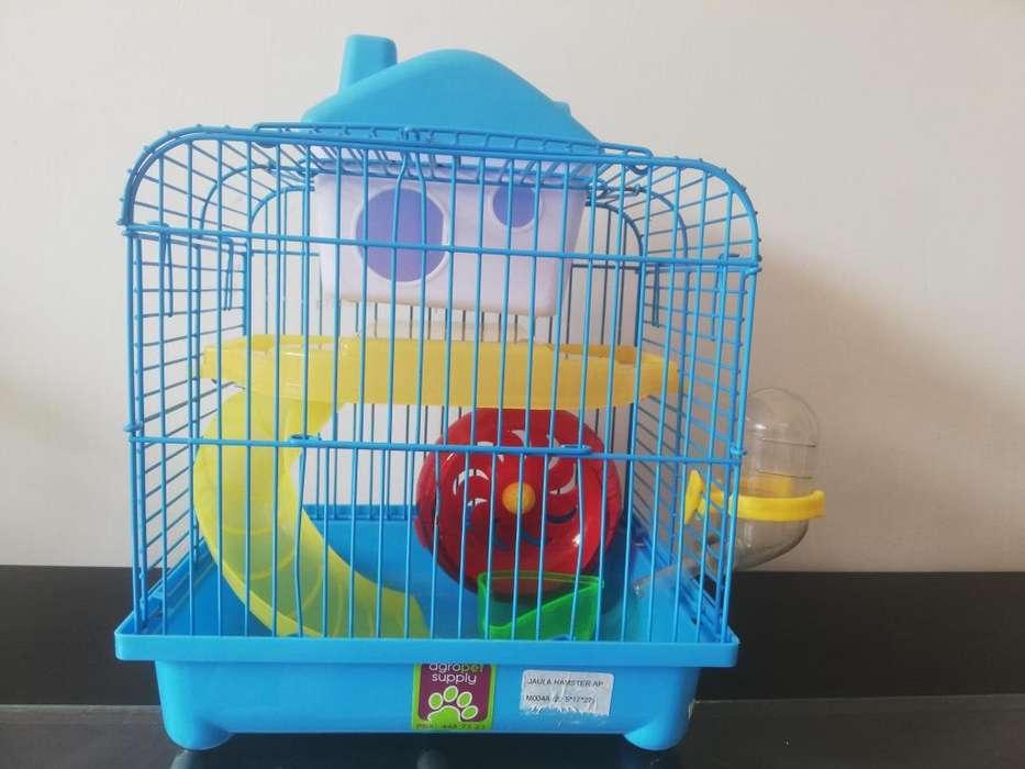 Casa para hamster 30.000