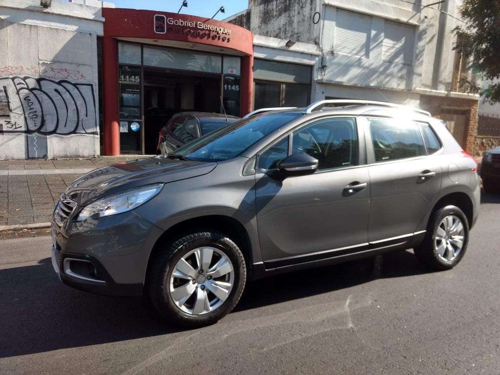 Peugeot 2008 Allure 1.6N 2016
