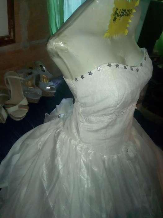 Vestido de Matrimonio.