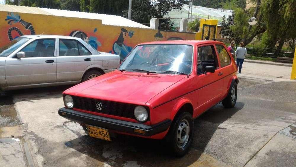 Volkswagen Golf 1982 - 153000 km