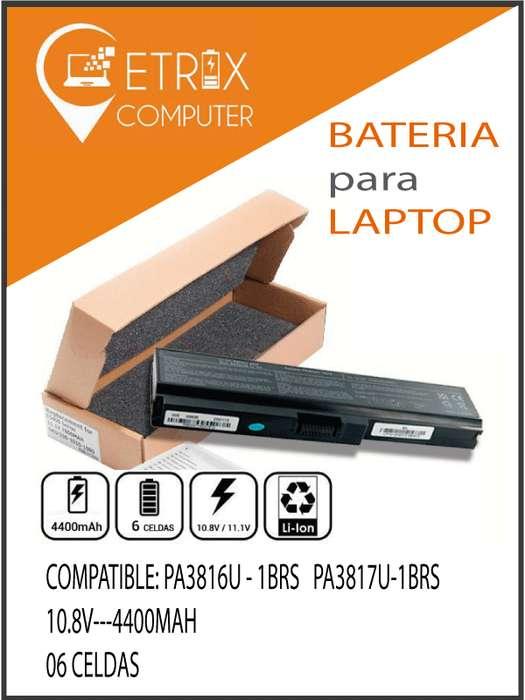 BATERIAS PARA LAPTOP COMPATIBLES TOSHIBA, HP, SONY, ACER, LENOVO, VARIEDAD DE MODELOS