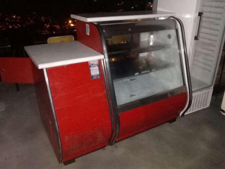 Se vende panormica con Doble Funcionamiento congelador y refrigerador