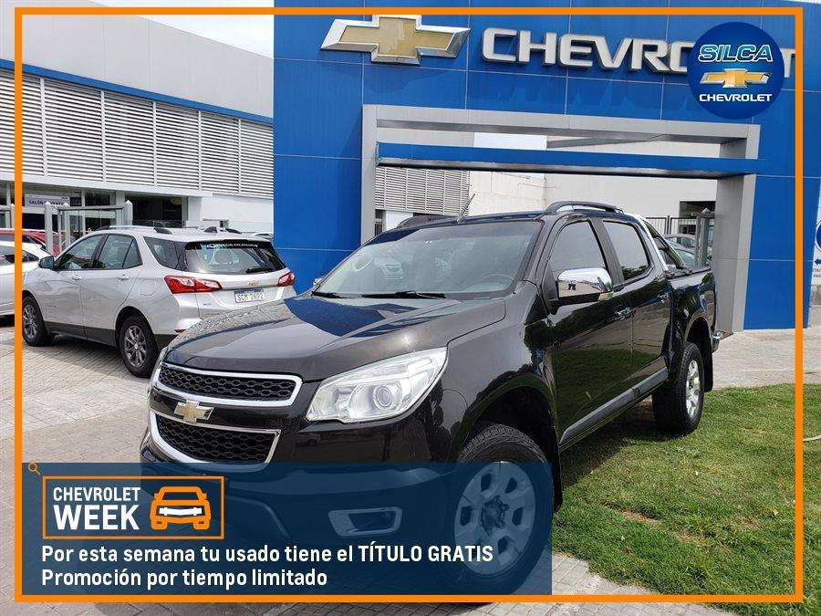 <strong>chevrolet</strong> S-10 2014 - 105000 km