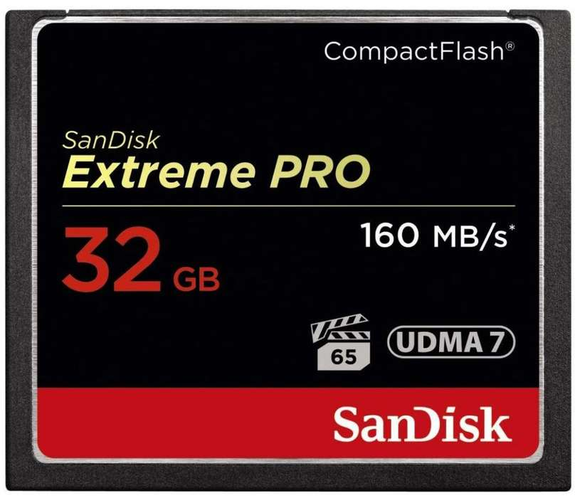 UDLA 7 - Memoria para <strong>canon</strong> - 32 GB