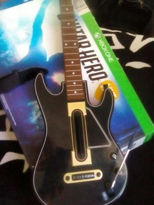 Vendo O Cambio Guitar Hero Xbox One