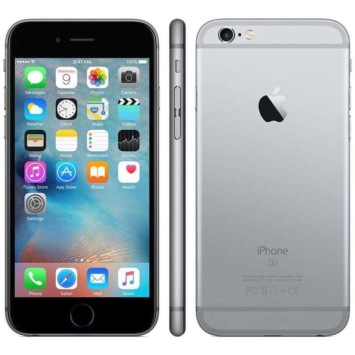 iPhone 6s 32gb 4g Libre Lquidonuevo En Caja Funda