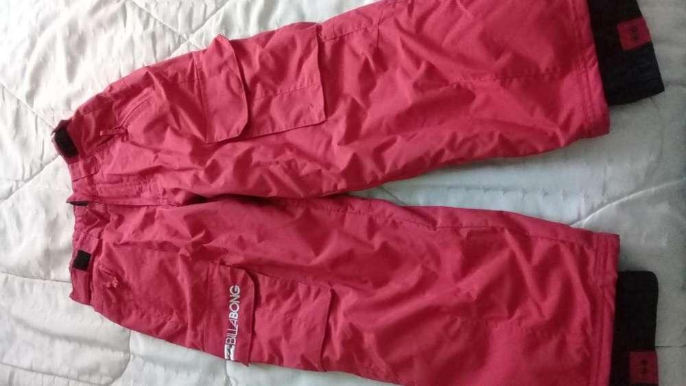 pantalón térmico