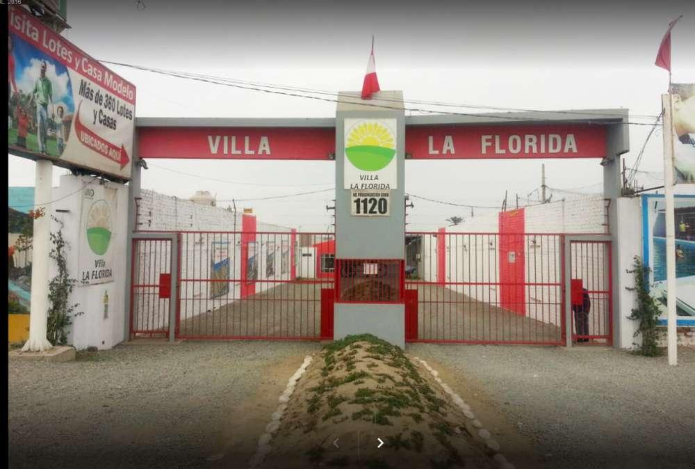 Venta de Terreno Villa La Florida Parcona Ica