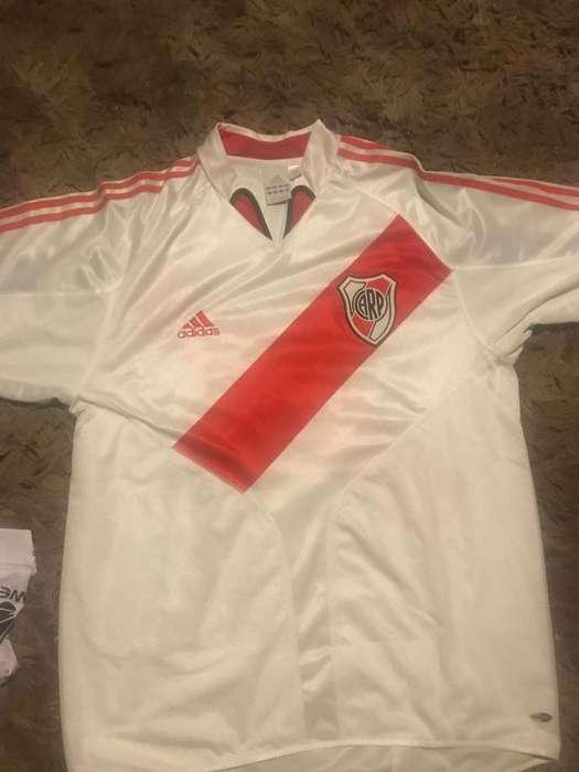 Camiseta River Plate 2004-2005