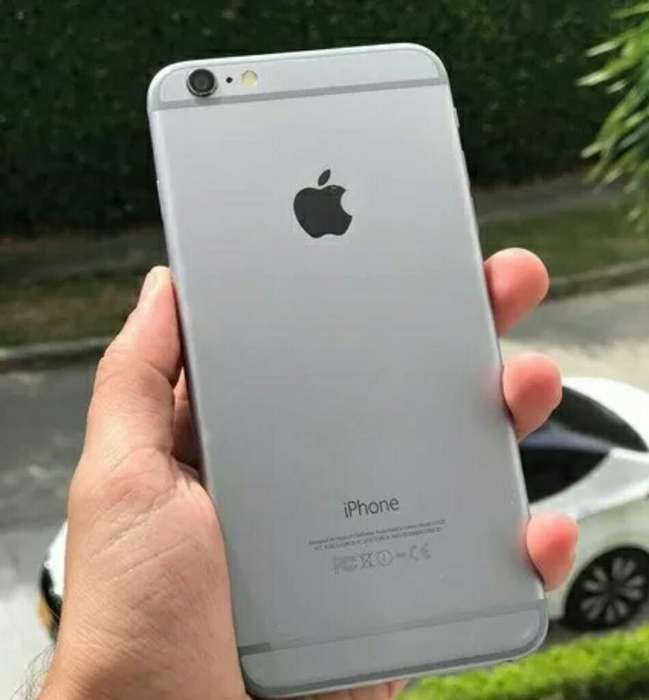 iPhone 6 Plus 16gb Libre de Todo