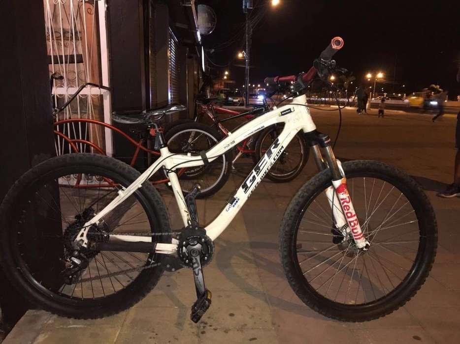 Vendo Bicicleta Ger Reforasada