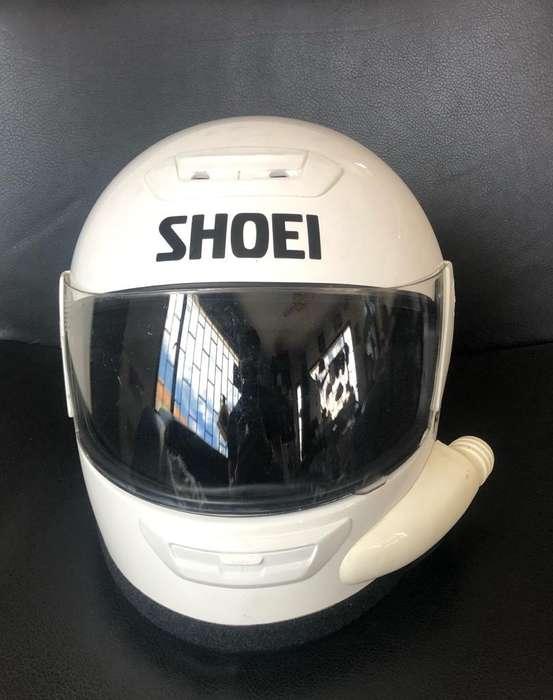 Shoei Rf-R para Automovilismo Talla Xl