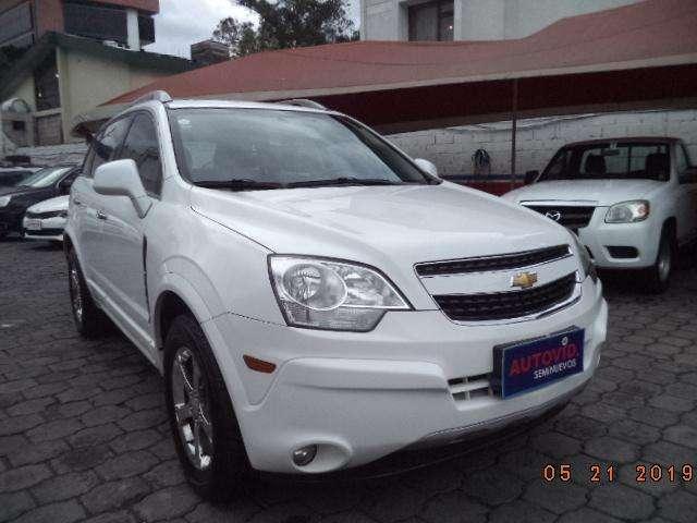 Chevrolet Captiva Sport 2010 - 108587 km