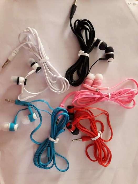 Auriculares de Color