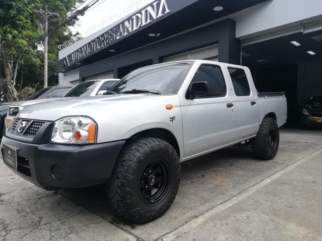 Nissan Np 30 Frontier 2.4 Mec 2014 029