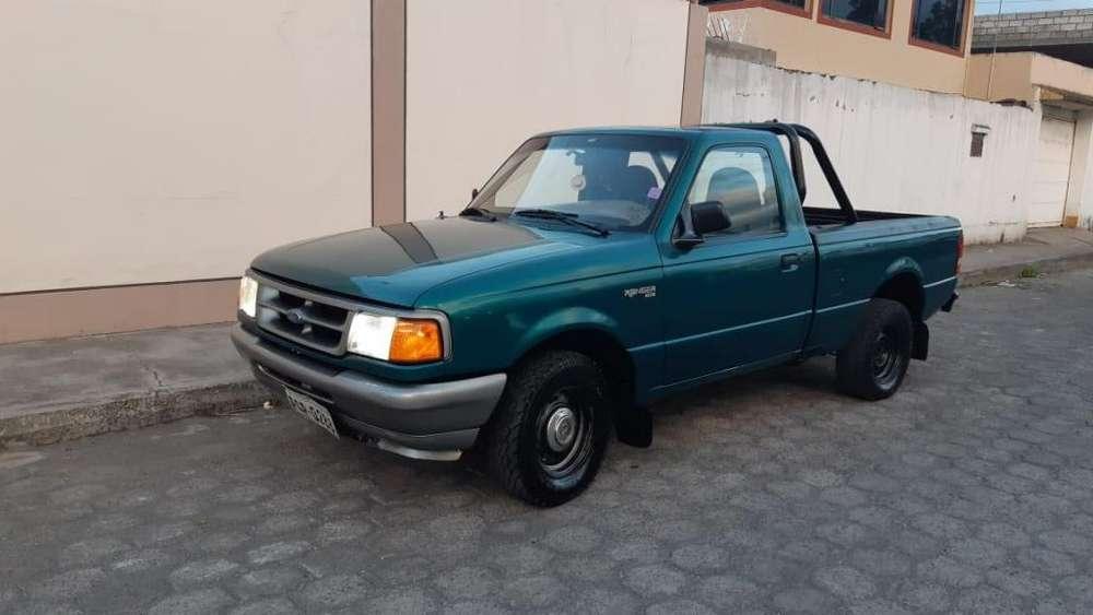 Flamante Ford Ranger xl