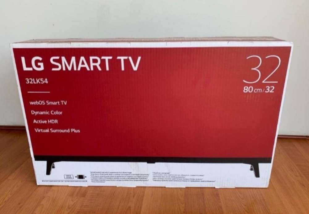 Smart Tv 32 Pulgadas Lg